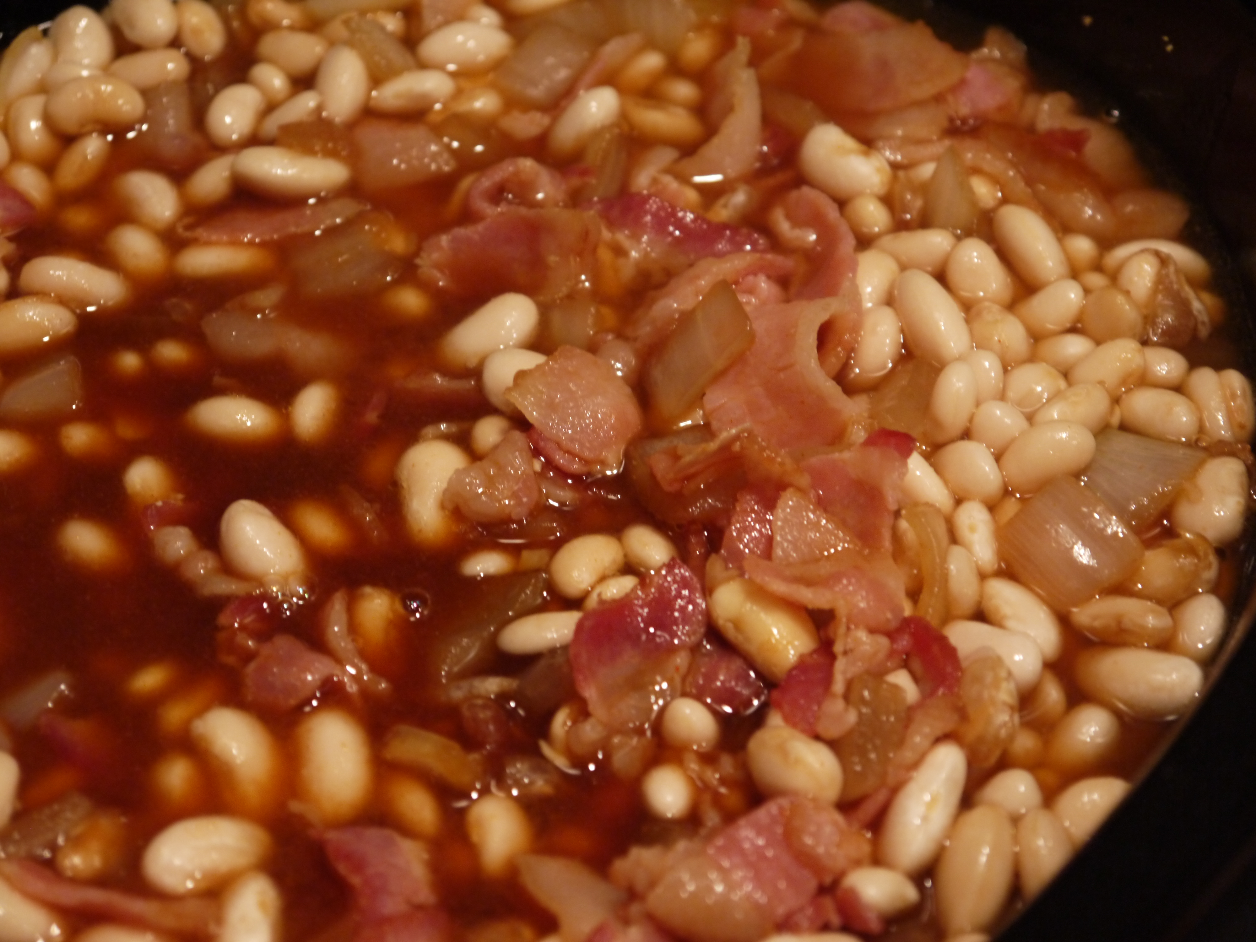 Beer Baked Beans | Clean Plate