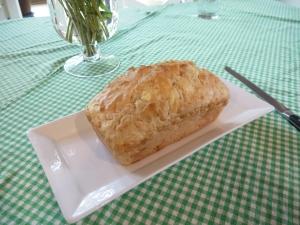 Kenzo bread.