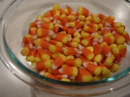Get rid of your candy corn.